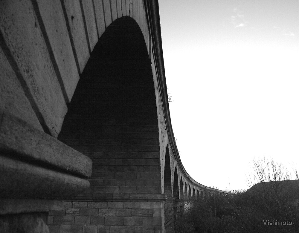 Kirkstall Viaduct by Mishimoto