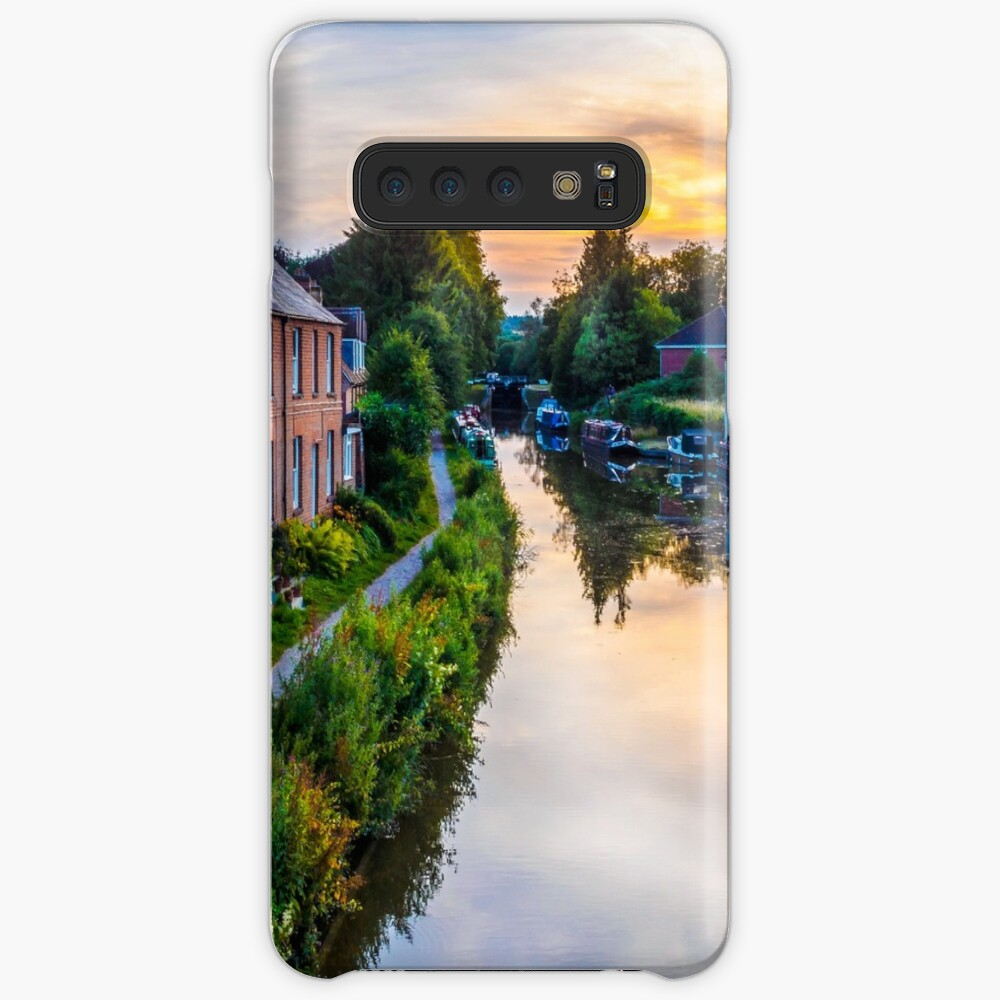 Hungerford Canal Sunset Case & Skin for Samsung Galaxy