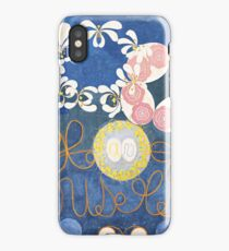 HD Childhood, The Ten Largest, by Hilma Af Klint HIGH DEFINITION iPhone Case