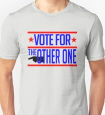 Vote... early and often Slim Fit T-Shirt