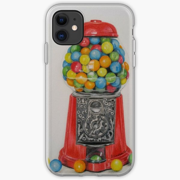 Gumball Candy  iPhone Soft Case