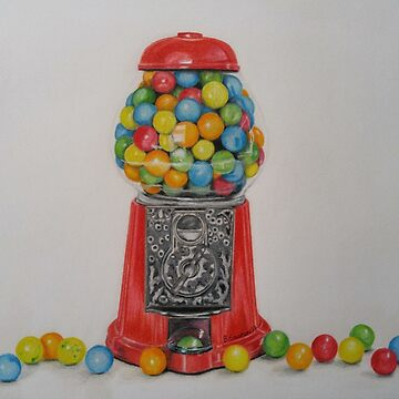 Gumball Candy  by RiseAndConquer