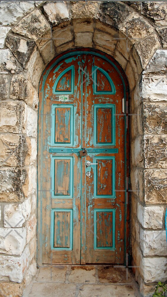 Old Door by Margarita K