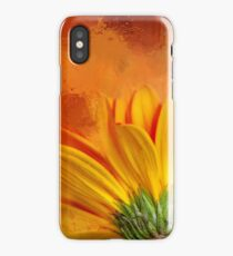 Stormy Daisy iPhone Case