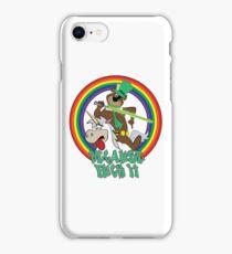 Yogi the Bear - Because F*ck it. iPhone Case/Skin