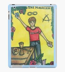 The Magician - Adam  iPad Case/Skin