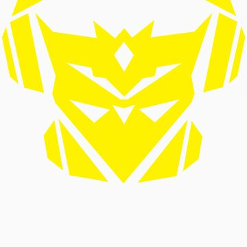 Teknicianz Logo- Yellow by theteknicianz