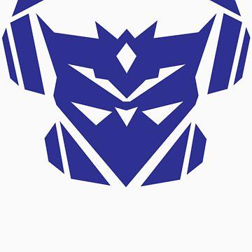 Teknicianz Logo- Blue by theteknicianz