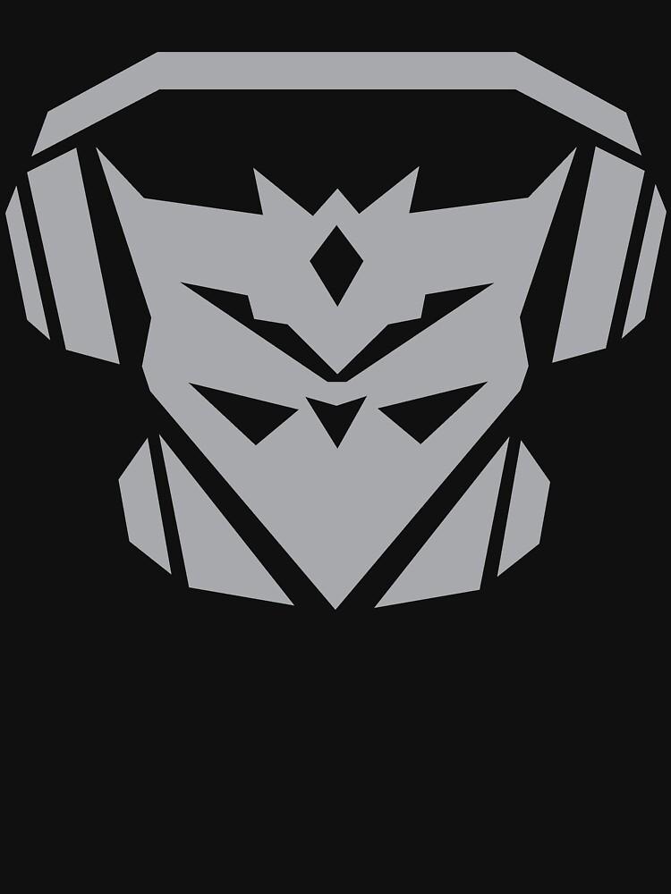 Teknicianz Logo- Grey by theteknicianz
