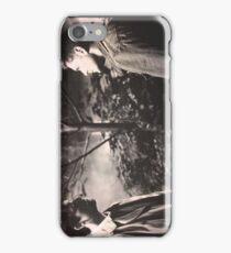 Dean and Castiel iPhone Case/Skin