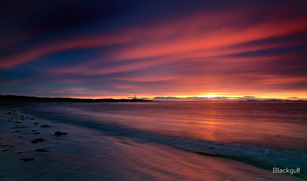 Sky Waves by Blackgull