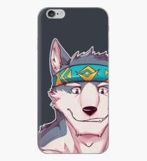 Flint the Wolf iPhone Case