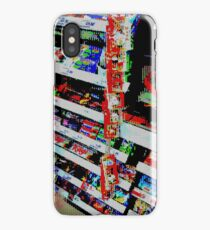 8-bit Candy Aisle iPhone Case