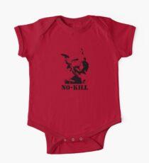Body de manga corta para bebé NO-KILL UNITED: ES NO-KILL
