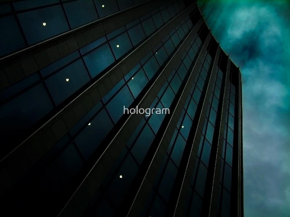Heliopolis by hologram
