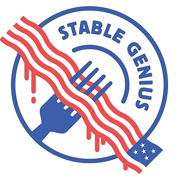 Stable Genius - Brand by ProprgndaDesign