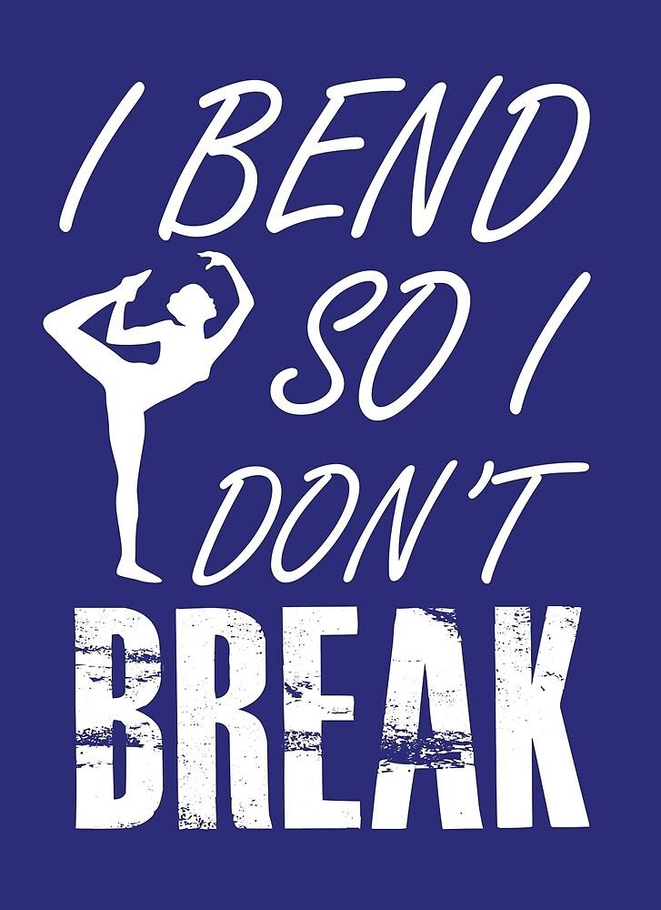 I bend so i don't break by redkent