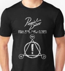 panic pray disco for the wicked tour 2018 mrono Unisex T-Shirt