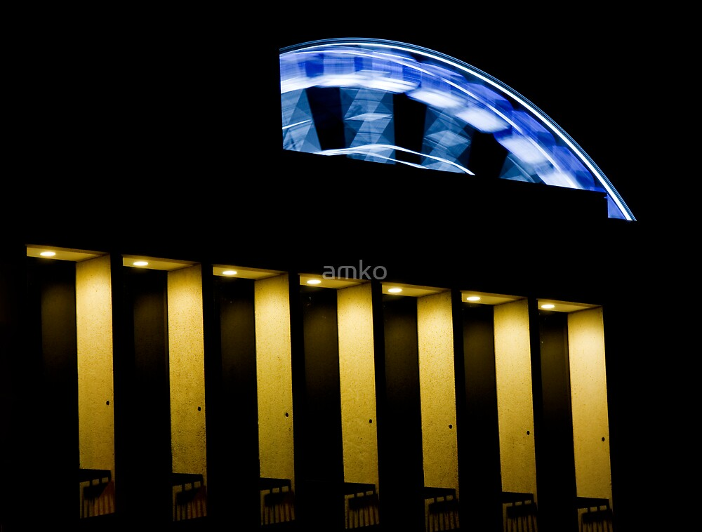 Big Wheel and QPAC by amko