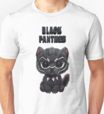 the real black panther Unisex T-Shirt