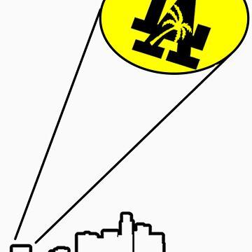 """LA """"Bat"""" Signal by LegenDairy"""