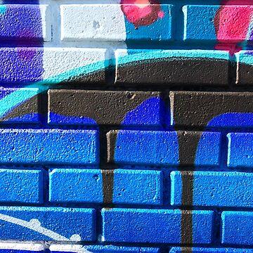 Brick Graffiti  by chriswig