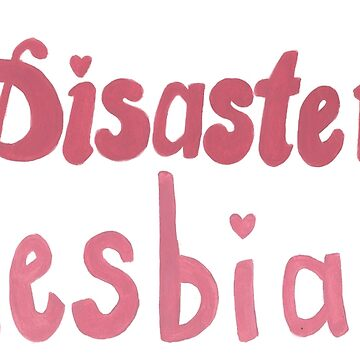 disaster lesbian  by plntboy