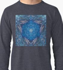 Crystalline Blue 1 Lightweight Sweatshirt