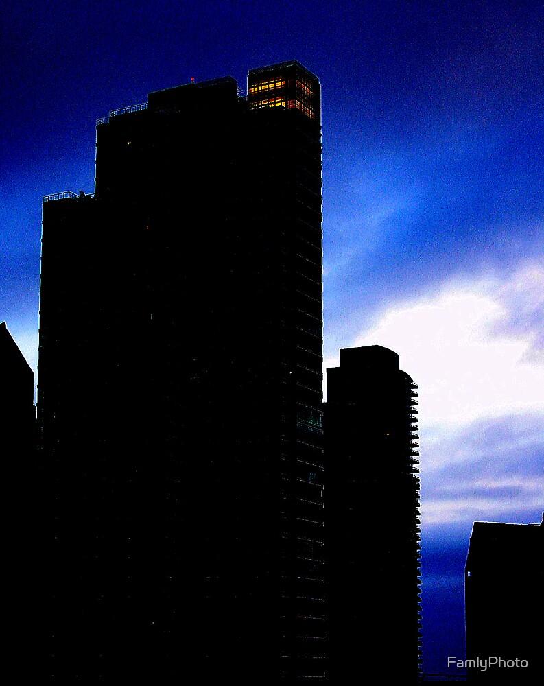 San Diego Blue by FamlyPhoto