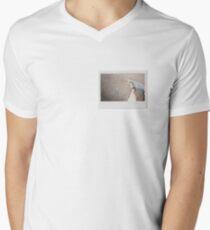 Skateboard - Instant Photography Men's V-Neck T-Shirt