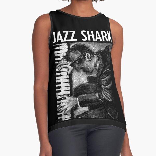 Jazz Shark Sleeveless Top
