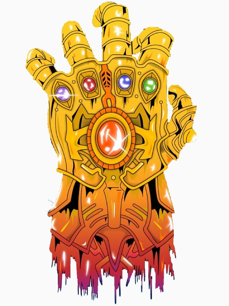 Rächer - Thanos Gauntlet von NYCbaseball7