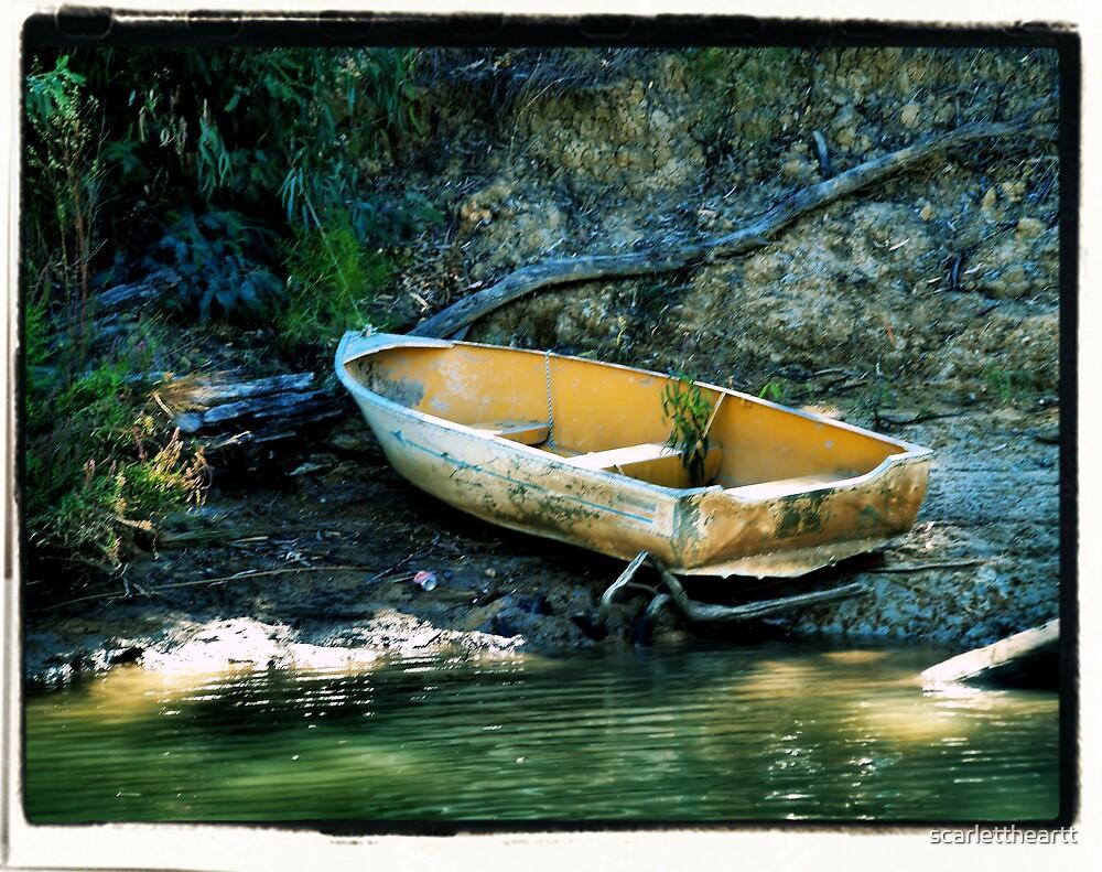 row your boat by scarlettheartt