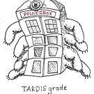 TARDISgrade by redpenblackpen