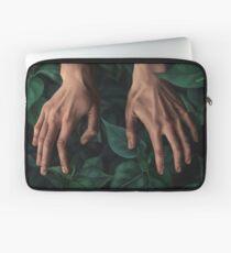 adam hands Laptop Sleeve