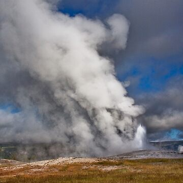 Old Faithful 2 by alex4444