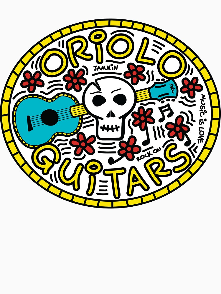 Skull by OrioloGuitars