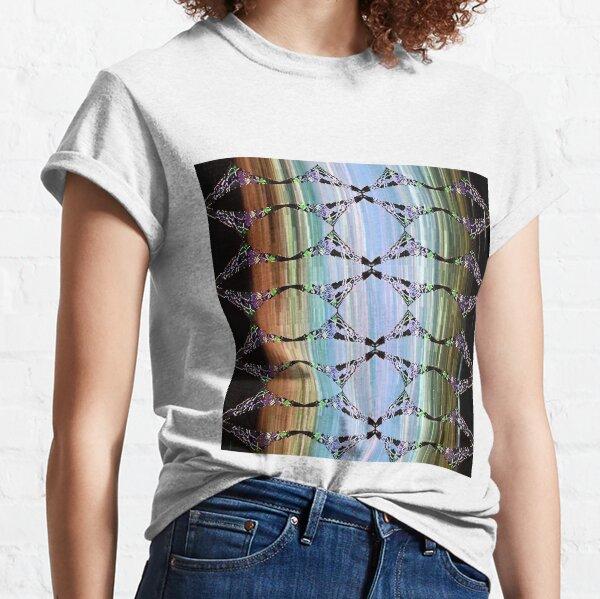 Ornament, ornamentation, form, shape, mold, uniform, format, decor Classic T-Shirt