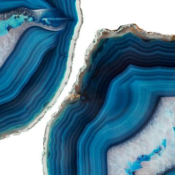 Blue Agate by cafelab