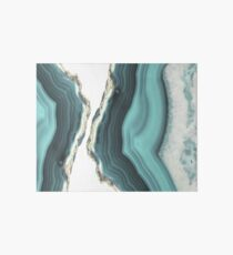 Sea Agate Art Board