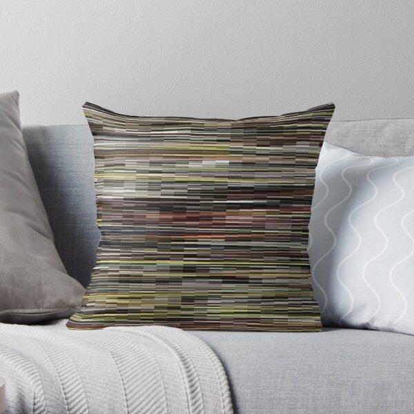 Pattern, design, tracery, weave, Stylish, fancy, hip, modish Throw Pillow