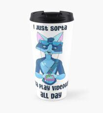 Mood For Life Travel Mug