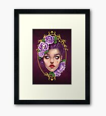 Your Lies Are Beautiful Framed Print