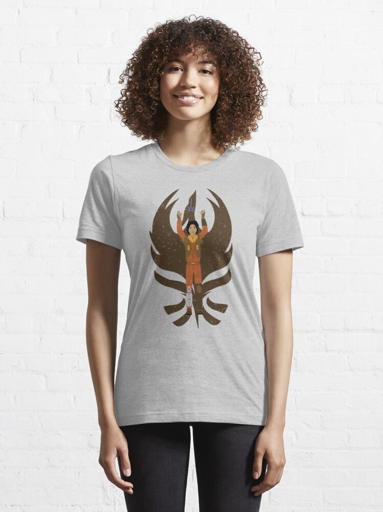 Alternate view of Crystal Hope Essential T-Shirt