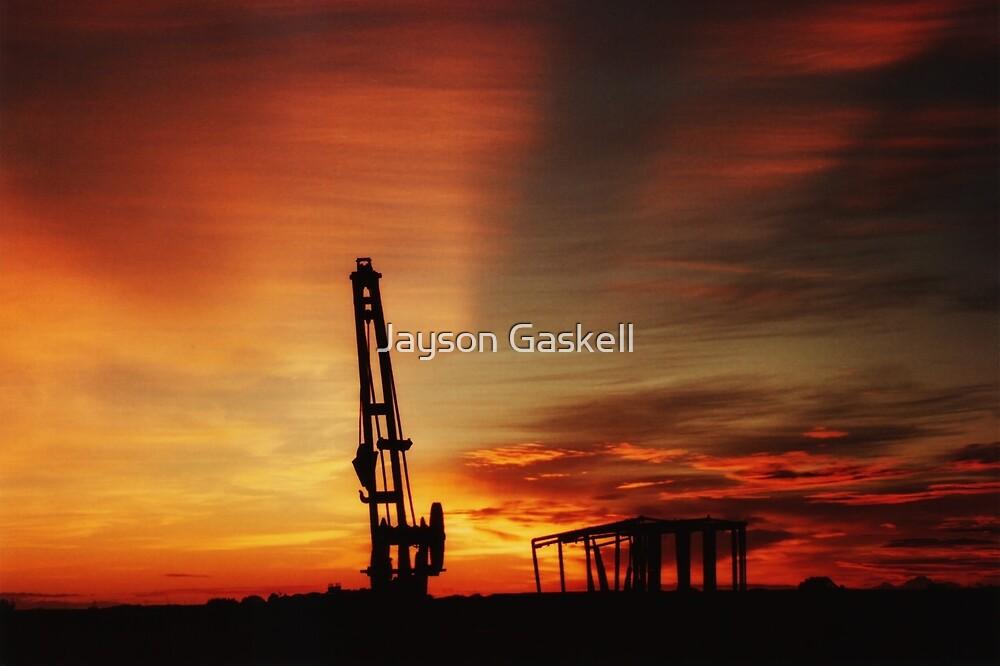 Laverton Sunrise by Jayson Gaskell
