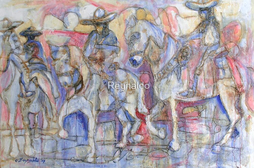 Grace and Majesty by Reynaldo