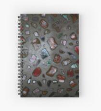 Gemstones #2 Spiral Notebook