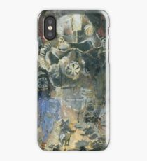 Fallout War Never Changes Fan Art Posters  iPhone Case