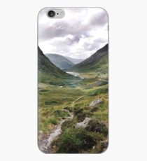 Glencoe, Highlands of Scotland iPhone Case