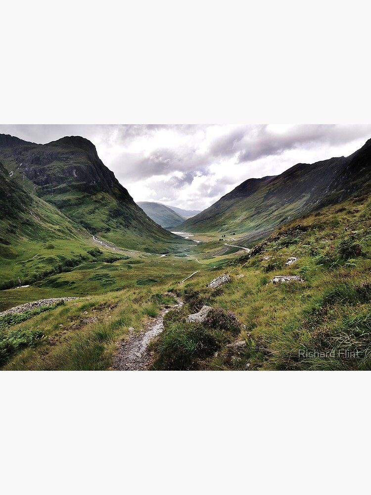 Glencoe, Highlands of Scotland by richflintphoto